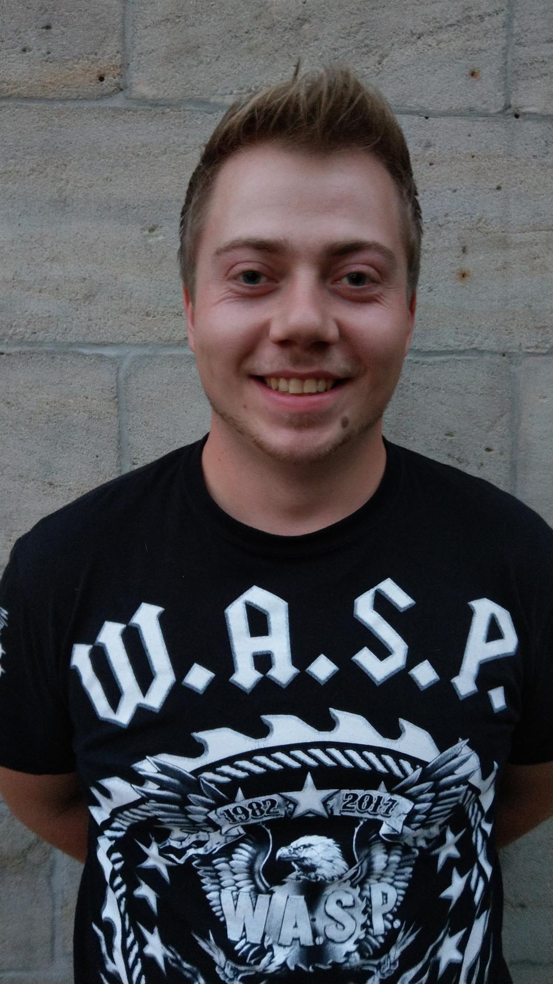 Christopher Igl, Hesslach, stellvertretender Vorsitzender